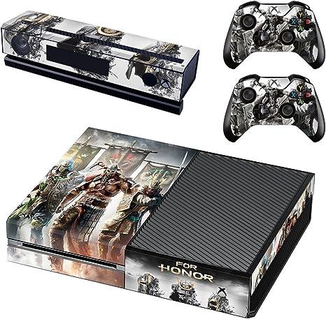Battlefield 1 Xbox One Skin Sticker Pegatinas de la piel para la consola y 2x el mando: Amazon.es: Videojuegos