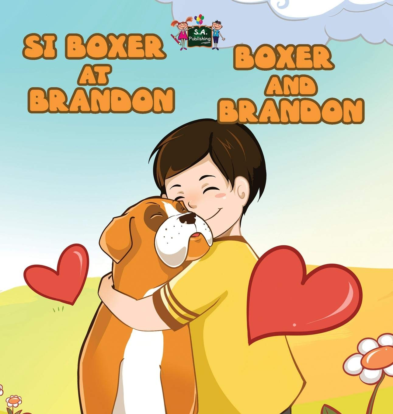 Download Boxer and Brandon: Tagalog English Bilingual Edition (Tagalog English Bilingual Collection) (Tagalog Edition) PDF