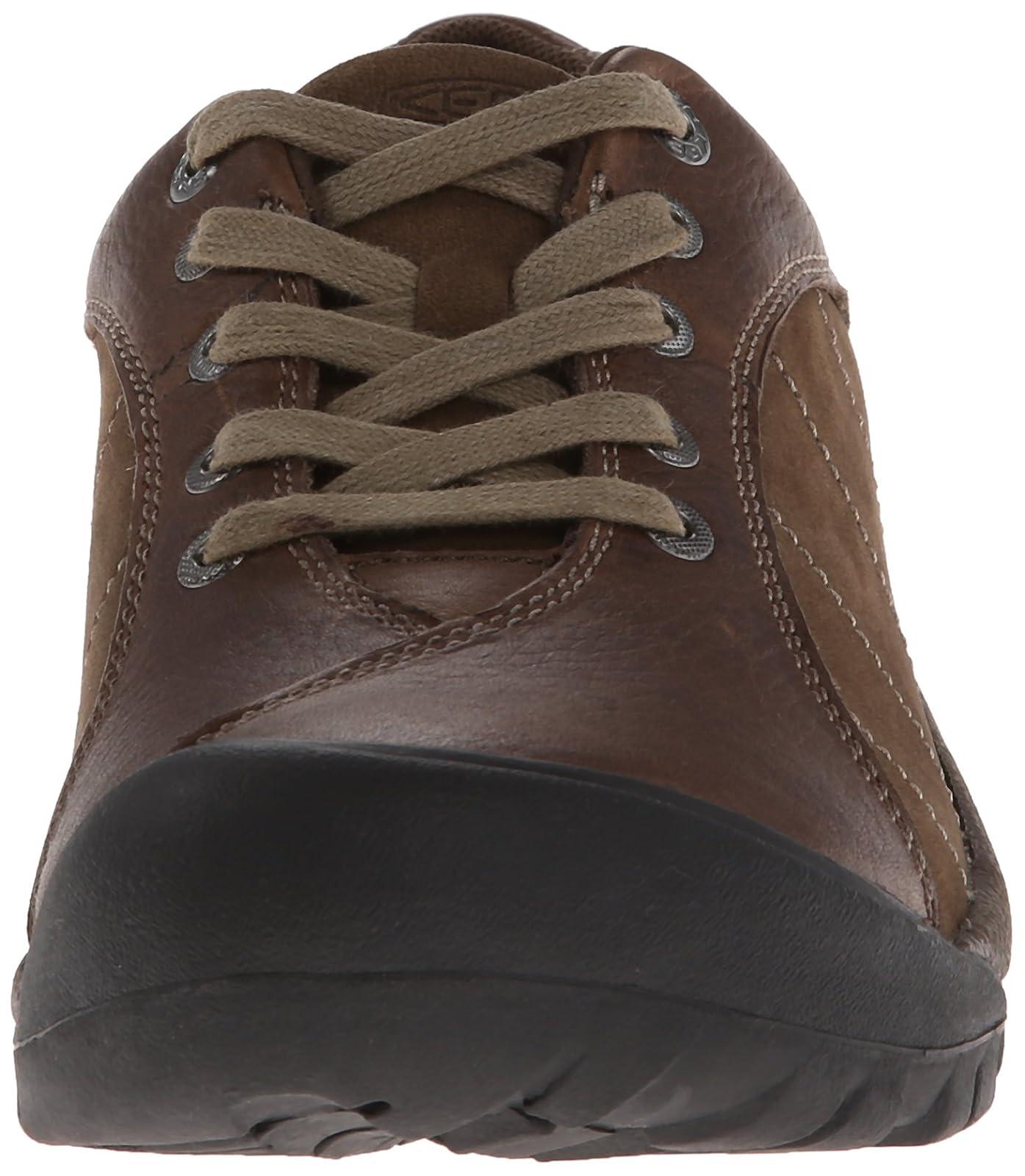 KEEN Women's Presidio Shoe Cascade Brown/Shitake 9.5 M US Women - 4