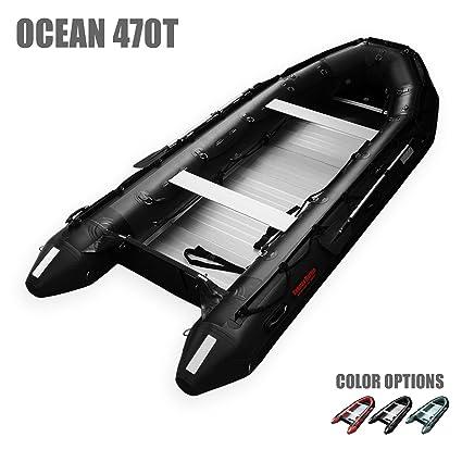 Amazon Com Seamax Ocean470t 15 5 Feet Commercial Grade Inflatable