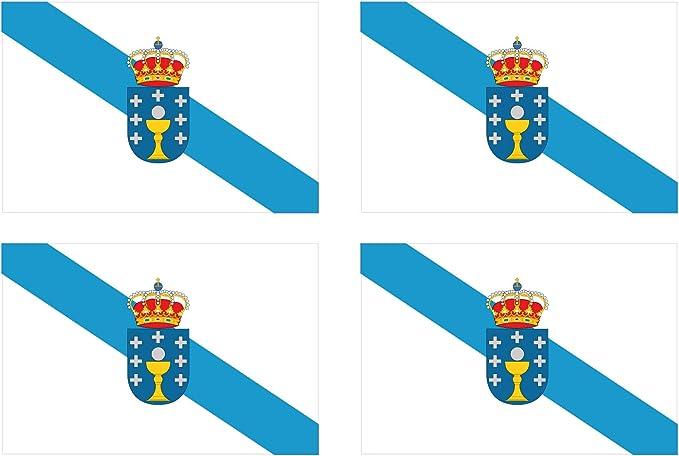 Galicia Gallega Bandera ESPAÑA Español 2