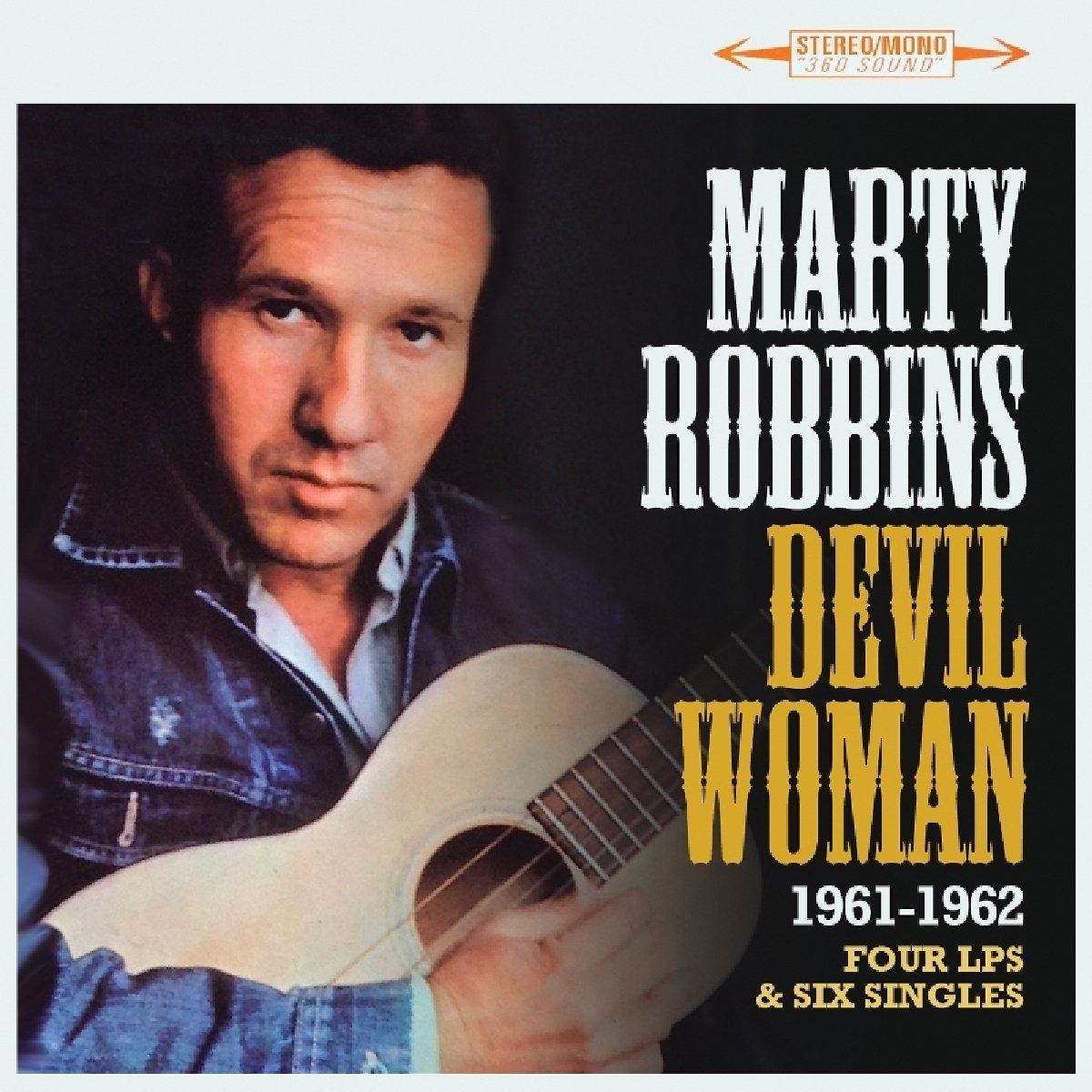 CD : Marty Robbins - Devil Woman: Four LPs & Six Singles 1961-1962 (United Kingdom - Import, 2 Disc)