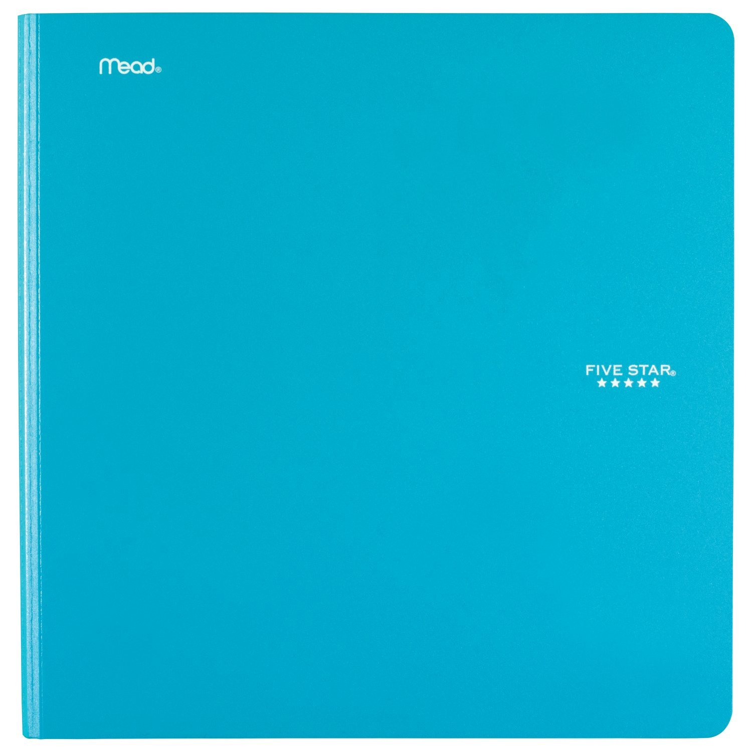 Five Star 2 Inch 3 Ring Binder, Plastic, Color Selected for You (29254)