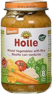 Holle Potito de Plátano con Sémola de Trigo (+6 meses) - Paquete ...