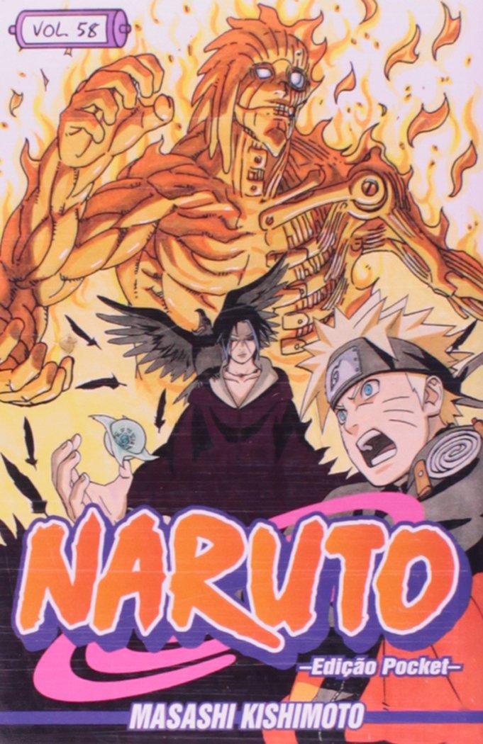 Naruto Pocker - Ed. 58 (Em Portuguese do Brasil): Amazon.es ...