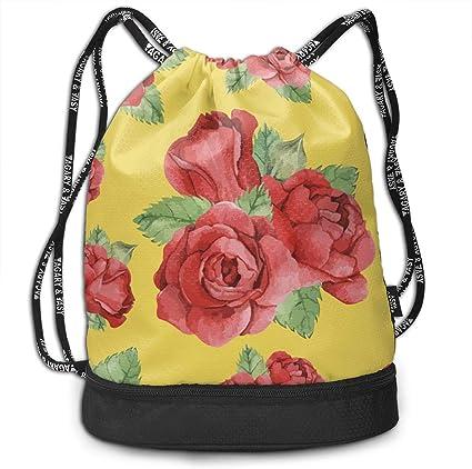 HUOPR5Q Black-cat Drawstring Backpack Sport Gym Sack Shoulder Bulk Bag Dance Bag for School Travel