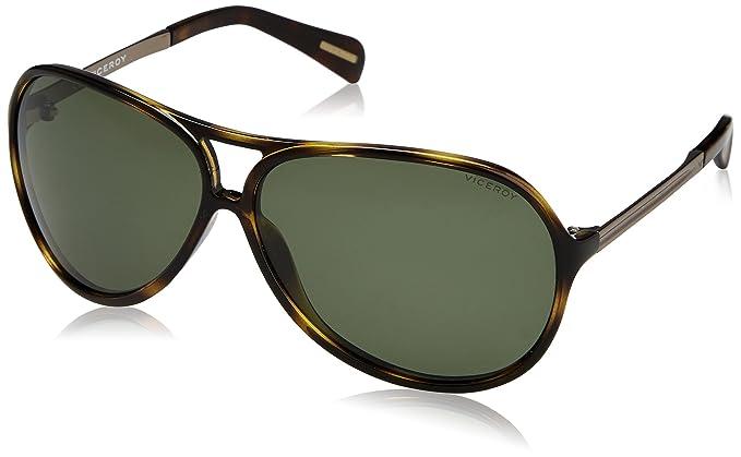 Viceroy Vsa-7045, Gafas de Sol para Mujer, Plateado, 63