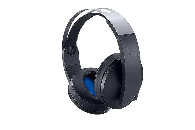 Sony - Auriculares Inalámbricos Platinum (PS4): playstation ...
