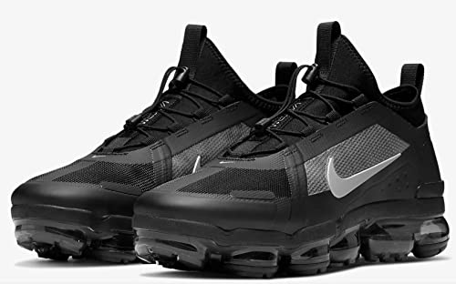 Nike Air Vapormax 2019 Utility, Zapatillas de Running Hombre, Black/Reflect Silver/Black/White, 48.5 EU: Amazon.es: Zapatos y complementos