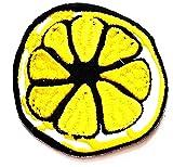 Nipitshop Patches Fashion Stylish Lemon Fruit Sour