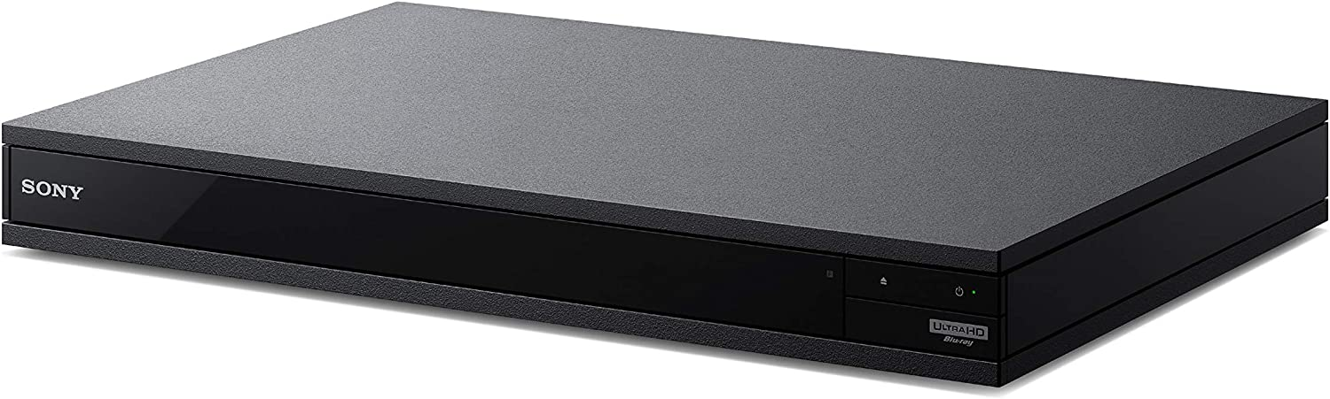 Sony Ubp-X800M2 4K UHD Blu-Ray Disc Player (UBPX800M2), Black