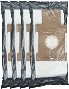 12 Envirocare Vacuum Bags to fit VX3918 Type Nutone Broan Central Vacuum Cleaner Bags 6 Gallons Model# VX550 VX1000, VX475, VX3918, VX3916, 784891776717