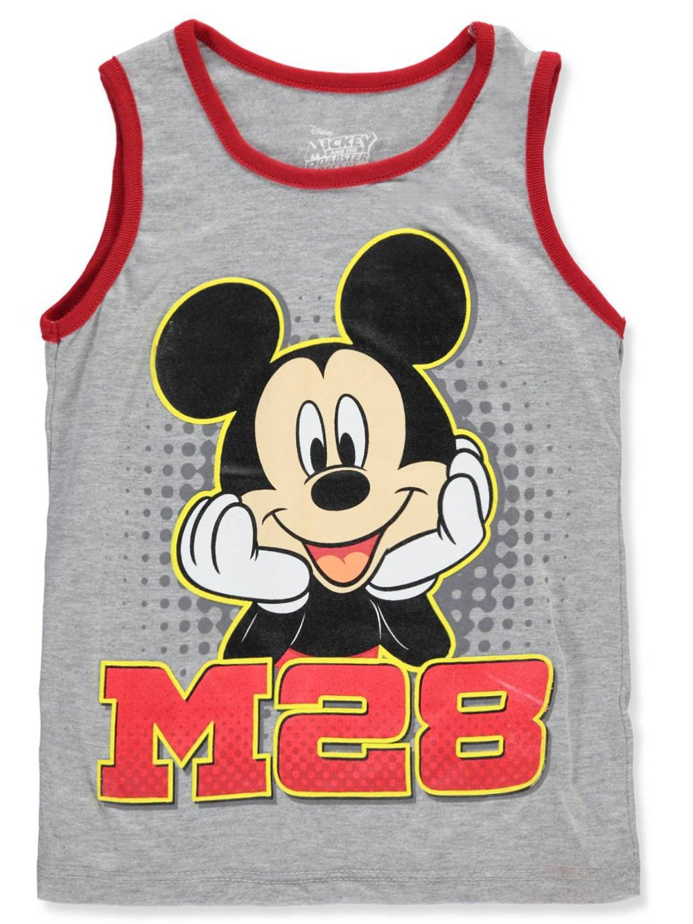 Mickey The Roadster Racers Boys' Tank Top Disney