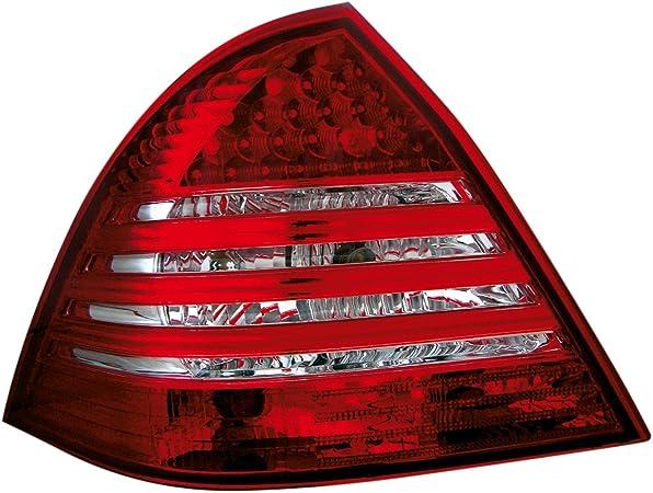 Dectane Rmb09lrc Led Rückleuchten Rot Kristall Auto