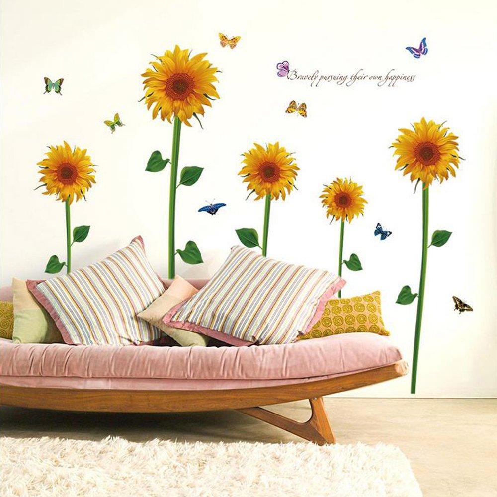 Kitchen Decorating Ideas Sunflowers Ens on