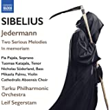 Jedermann - Two Serious Melodies pour violon et orchestre