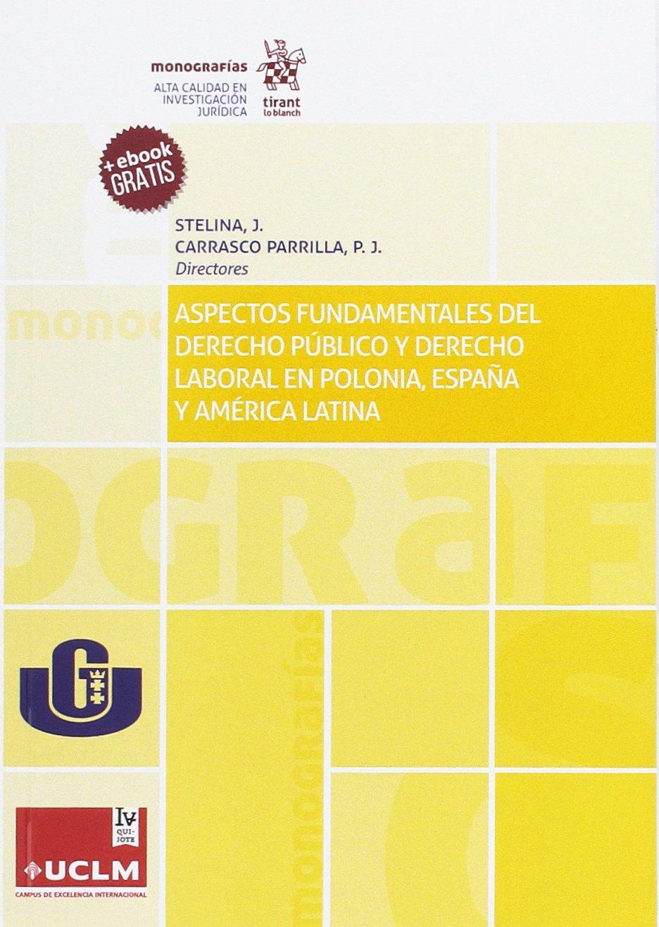 Aspectos Fundamentales del Derecho Público y Derecho Laboral ...