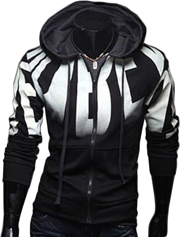 smartfly Outdoor Sport Men Sweater Hoodies Patchwork Outwear Man Exercise Jacket