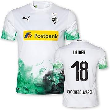 Puma Herren Borussia Monchengladbach Heim Trikot Shirt Heimtrikot Fußball 19//20