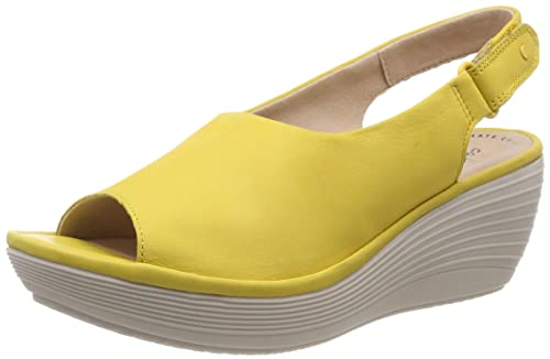 Clarks Sandalias Mujer Reedly Shaina Gris Nubuck Outlet