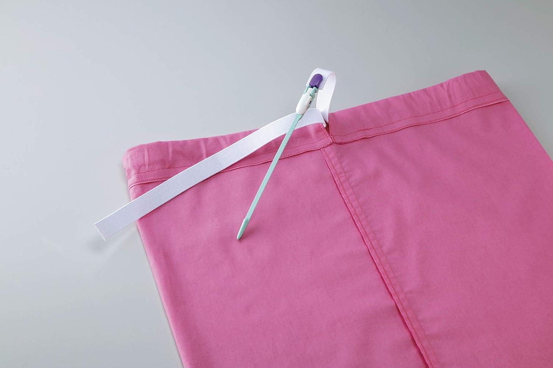 Small Sew for Fun Clip N Glide Bodkin Blue//Purple