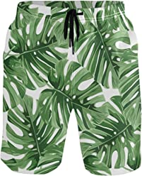 Patriot Sloth American Independence Day July 4th Mens Swim Trunks Board Shorts