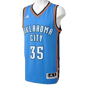 Swingman City Men's Thunder Adidas Oklahoma Jersey Basketball dhtsQr