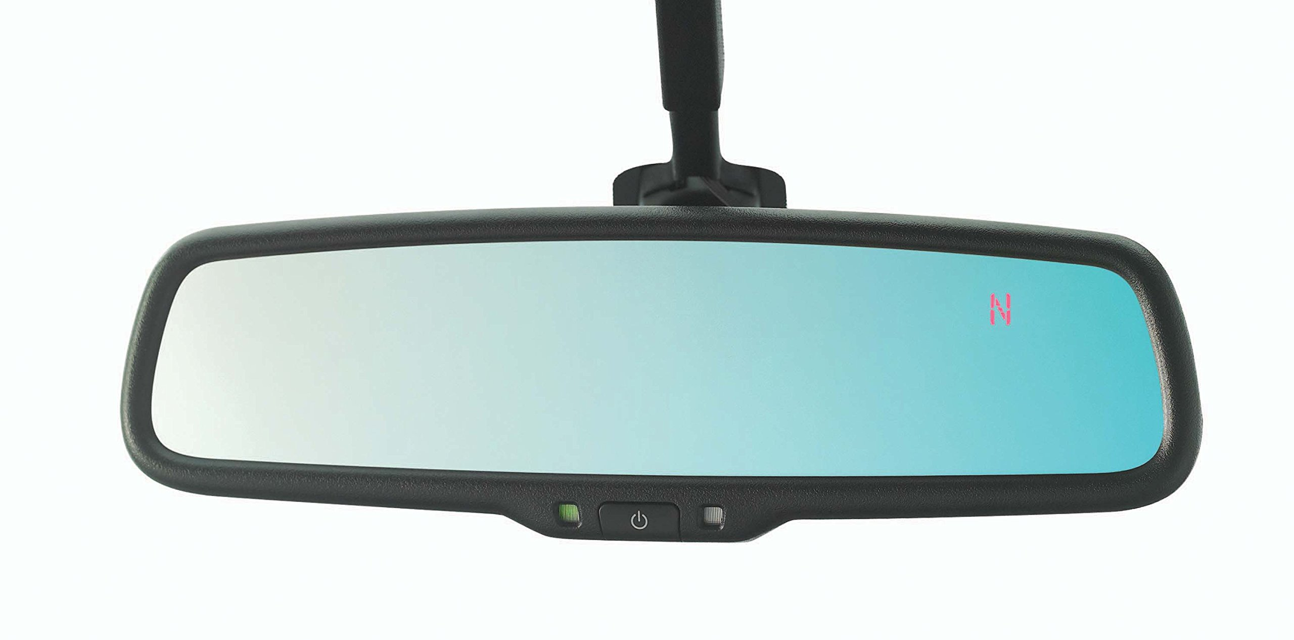 SUBARU Genuine H501SSG000 Auto-Dimming Mirror Compass