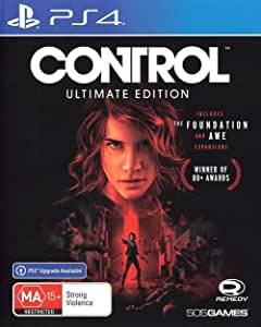 Control Ultimate Edition - PlayStation 4