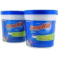 2-Pack DampRidd Moisture Absorber 10.5-Ounce