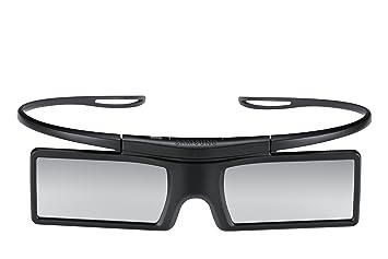 49e355082a1bb Óculos 3D SSG-4100GB Samsung Compatível com TVs Série E Bateria Preto