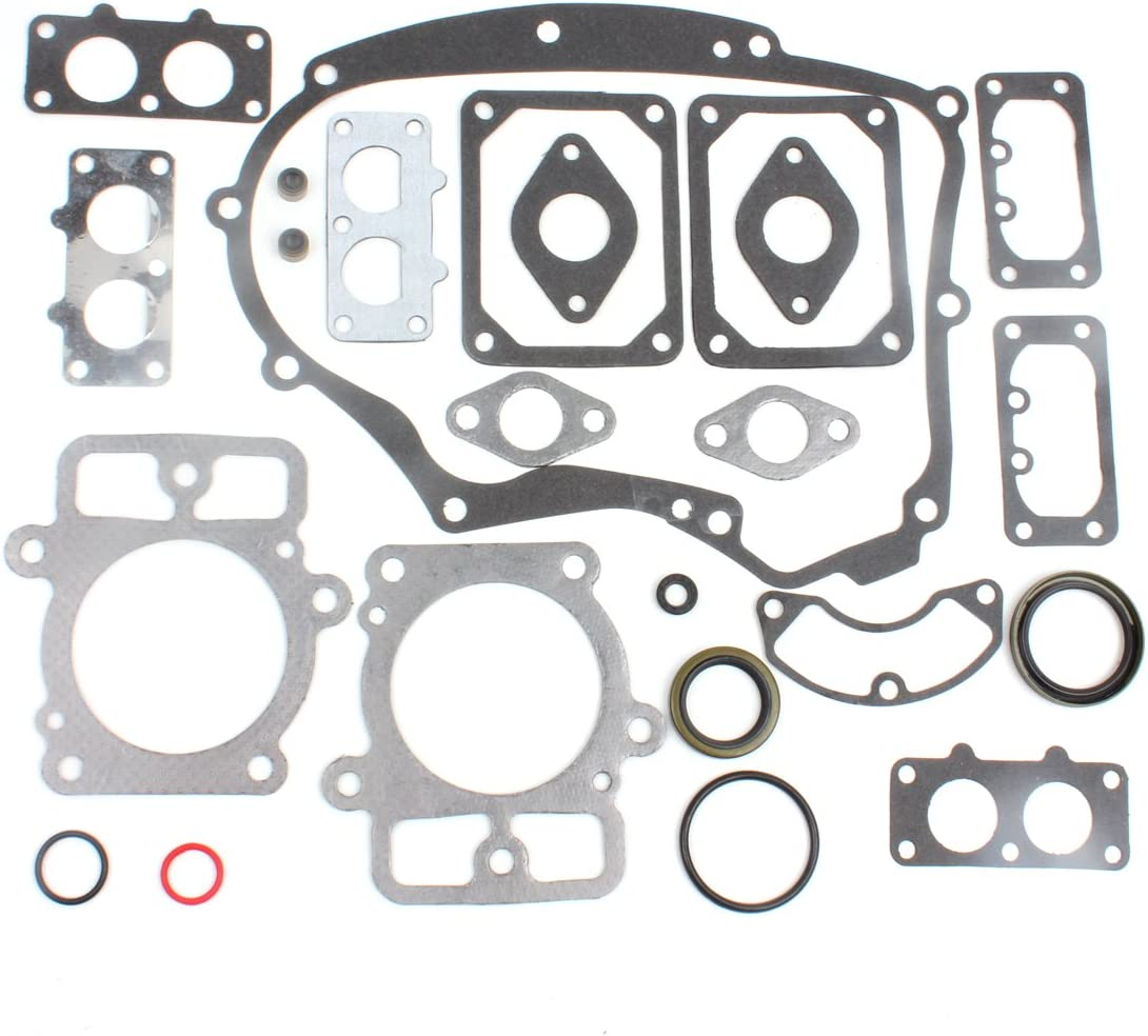 Wingsmoto R/évision Moteur Joint de Carburateur Trousse pour Briggs /& Stratton Electrolux 694012 499889 Pelouse Tracteurs