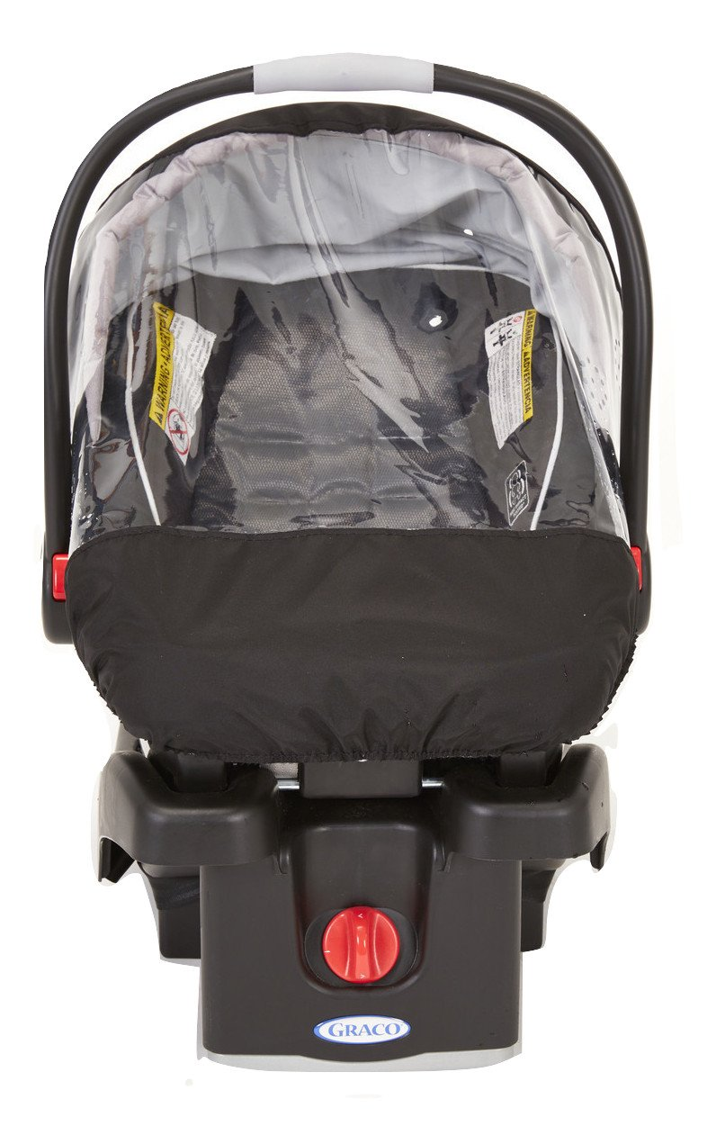 Sasha Kiddie Products Sashas Rain And Wind Cover For Graco Snugride Click Connect 30 /& 35 Infant Car Seat