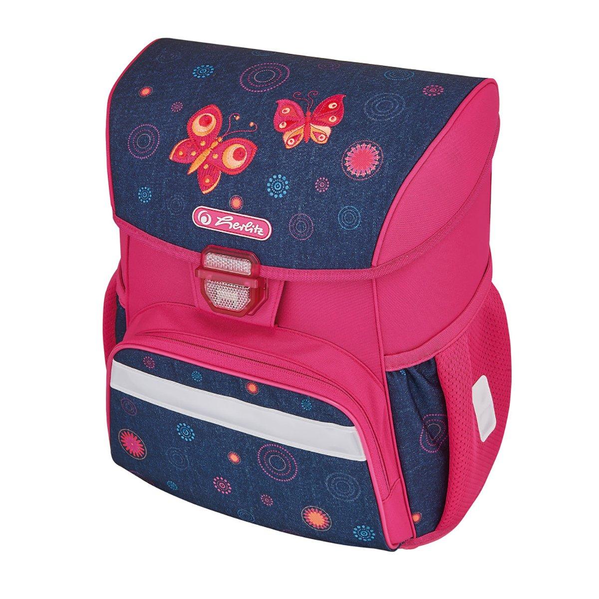 Herlitz Bolso escolar, Rose (rosa) - 50008070