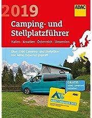 ADAC Camping/Stellplatzführer Italien, Kroatien, A, SL 2019: ADAC Camping- und Stellplatzführer Italien, Kroatien, Österreich, Slowenien 2019: Über ... ADAC Experten geprüft (ADAC Campingführer)