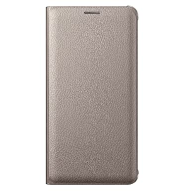 new style aea6e 7bf8c Samsung Galaxy Note5 Flip Wallet Cover Case EF-WN920P for Samsung Galaxy  Note 5 (SM-N920) - Retail Packaging, Gold