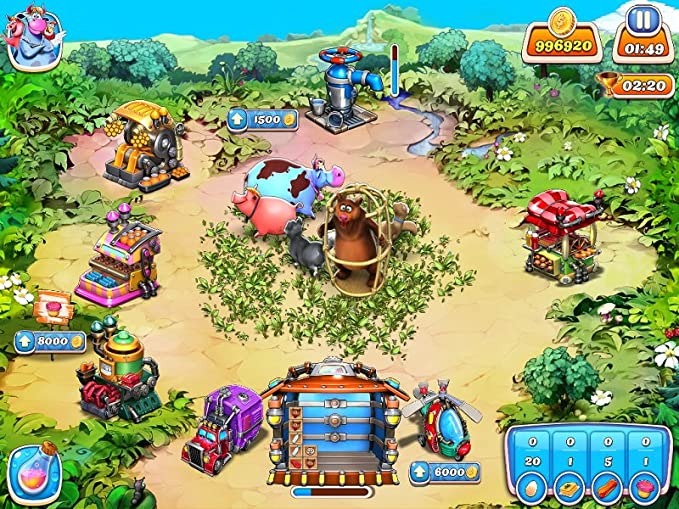 Farm Frenzy: Hurricane Season [Download]: Amazon co uk: PC & Video Games
