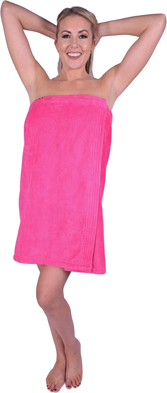 Towel Wrap  for  Men Puffy Cotton Terry Velour Cloth Spa Body Wrap