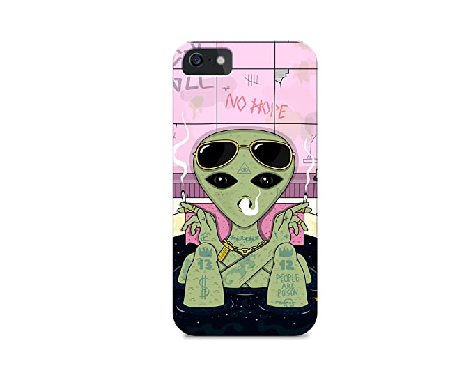 IPhone X TPU Case   Cover All Sides   Alien   Aliens   Alien In A