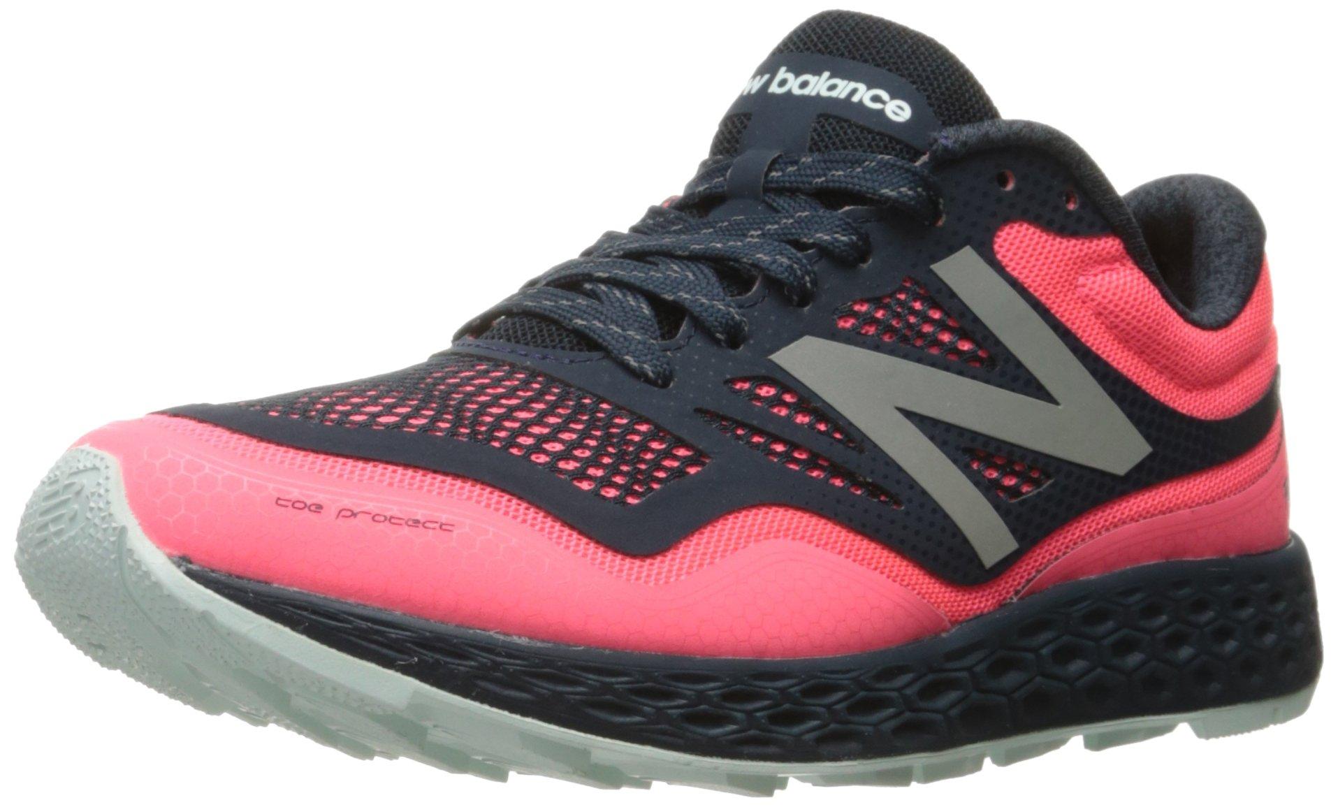 New Balance Women's Fresh Foam Gobi Trail Running Shoe, Guava/Black, 8 B US