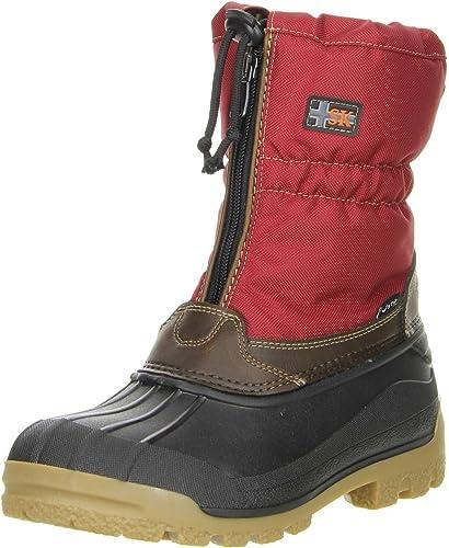 Vista Canada Polar Ragazza Ragazzi e Bambini Stivali Invernali Snow Boots  Thermo-Tex Interno Scarpe 534402c7ebc