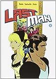 Last man. Con adesivi: 1