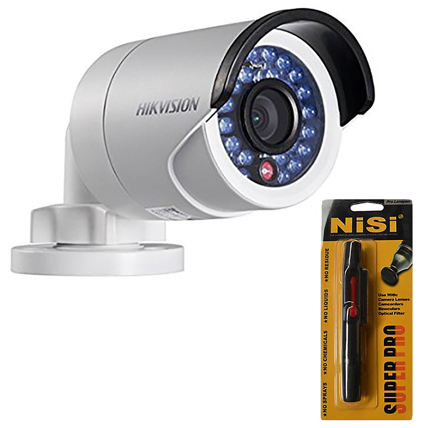 Amazon.com: Hikvision DS-2CD2032-I CCTV POE 3MP Bullet IP HD ...