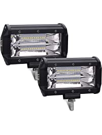 Amazon light bars accent off road lighting automotive xyh aloadofball Image collections