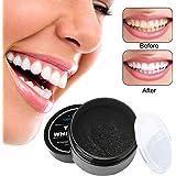 Carbón Activado Premium – Polvo 100 % orgánico – Sin aditivos químicos – blanqueador dental –…