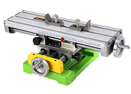 Used Milling Machines Power Tools Tools Home Amazon Com >> Multifunctionworktable Milling Working Cross Table Milling Machine Compound Drilling Slide Table For Bench Drill Adjustme Xy 6350 Size