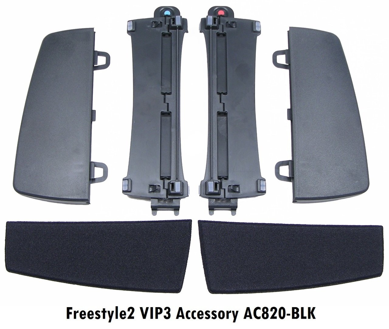 VIP3 Accessory Kit for Kinesis Freestyle2 Keyboard (KIN-FS-VIP3) by KINESIS