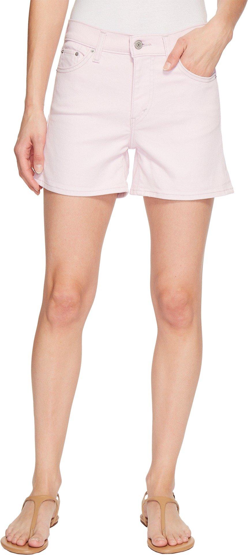 Levi's? Womens Women's High-Rise Shorts Soft Light Lilac 33 2.5