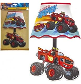 Table lamp Blaze and the Monster Machines: Amazon.co.uk: Lighting
