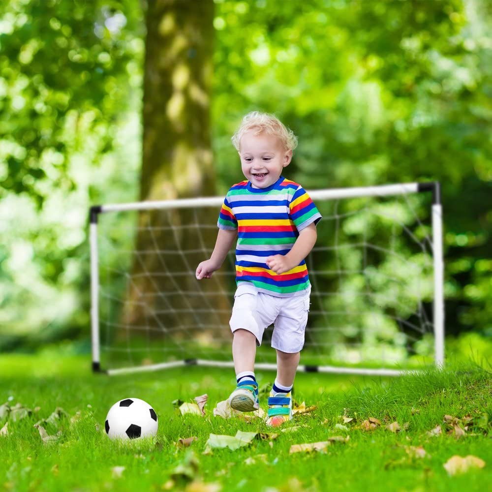 Athlecti Kids Soccer Ball with Pump